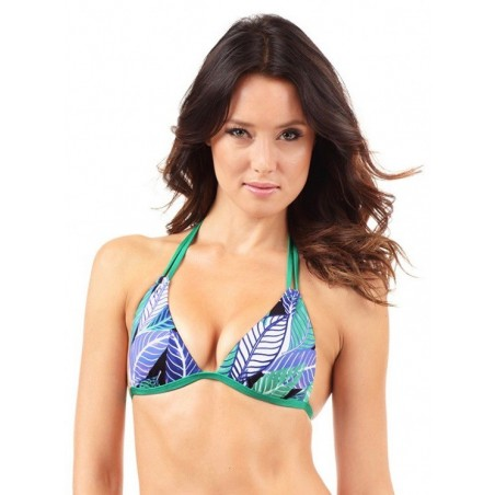 Voda Swim Envy Push-up Double String Bikini Top