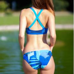 Leilani Lingerie - Tiger Bikini Hose