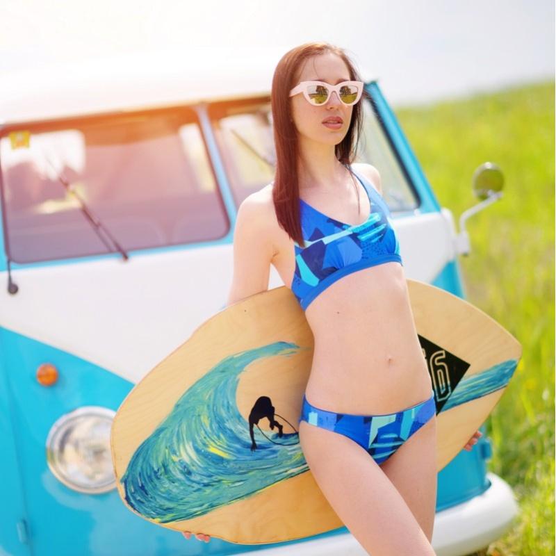 Leilani Lingerie - Tiger Bikini Top