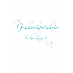 Leilani Lingerie - Geschenkgutschein
