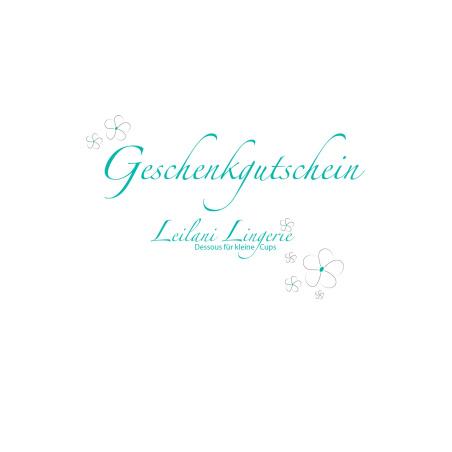 Leilani Lingerie - Bon cadeau