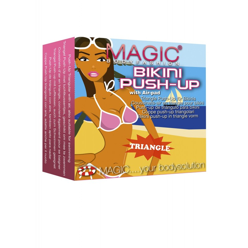 Leilani Lingerie -  Magic Bodyfashion Triangel Push-up Schalen
